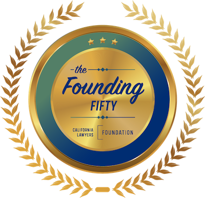 Founding Fifty seal